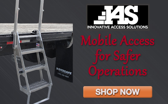 IAS Mobile Access for Safer Operations