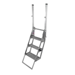 IAS Trucker 1 Safety Ladder Rub Rail Mount