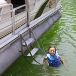 IAS Tooner I Pontoon Ladder