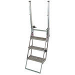 IAS Utility Trucker Ladder Permanent Mount