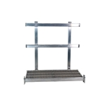 IAS 4' Rub Rail Work Platform