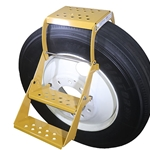 Standard Two-Step Big Truck Tire Step