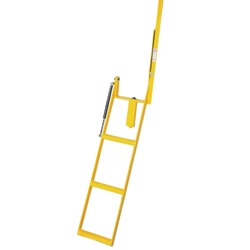 3 Step Solid Stake Rolson Ladder